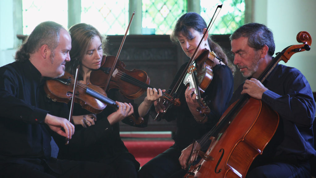 The Bingham String Quartet